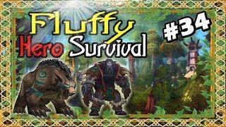 Warcraft 3 | Custom | Fluffy Hero Survival #34
