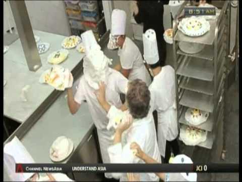 Fantasia by Escribà, Prensa Singapur, What´s cooking, Channel news asia, agosto 2014