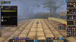 Nightbane WoW TBC Server Launch Live Stream! Day 2 Level 21-31 Stream! Deadmines and More!