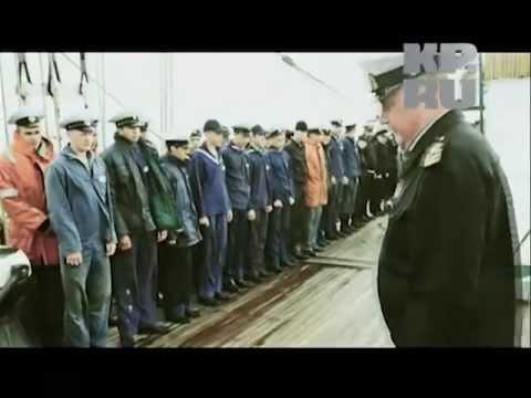 """Барк Седов. Одержимые морем. Tall ship """"Sedov"""" around the World"""