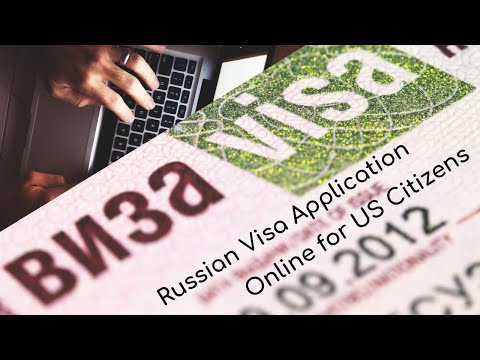 Russian Tourist Visa Application For US Citizens Step-by-Step