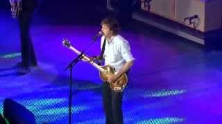 Being for the Benefit of Mr  Kite - Paul McCartney Live @ O2 Arena 23.05.2015