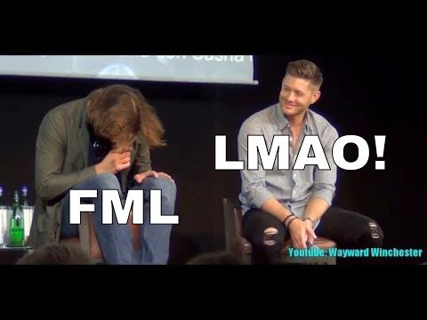 Jared Padalecki Accidentally Spoils The Return Of Castiel In Season 13 & Misha Confirms It JIBcon 8