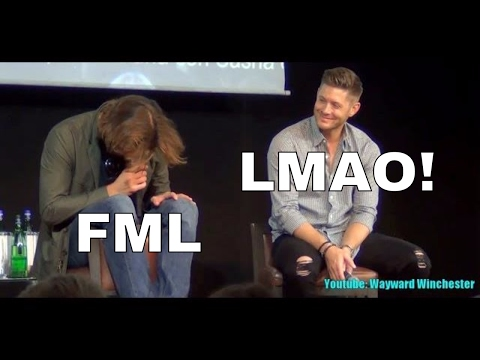 Jared Padalecki Accidentally Spoils The Return Of Castiel In Season 13 & Misha Confirms It JIBcon 8
