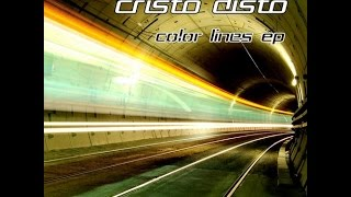 Cristo Disto -  Color Lines EP (Samples)