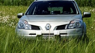 Лучше Duster, Megane 4X4 ЗА 600 ОБЗОР БУ Renault KOLEOS 2008 г в на что смотреть при покупке отзыв