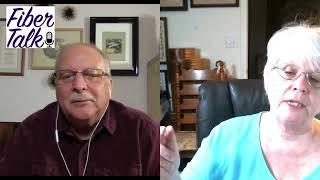 Fiber Talk Stitch Hour, 7-8-20