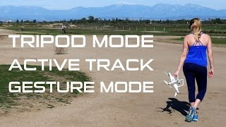 PHANTOM 4 PRO - Intelligent Flight Modes EXPLAINED