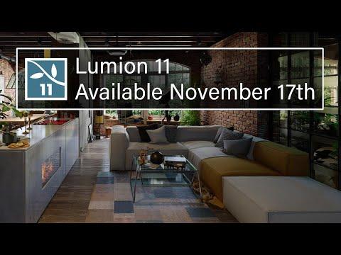 Lumion 11 | Coming Soon