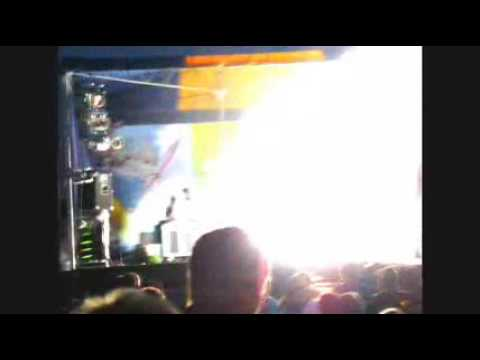 Helen Martin Live The Cyclone Open Air 2008 VIDEO