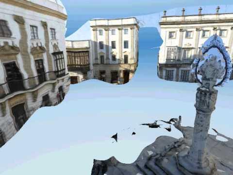 Plaza de la Asunción 3D