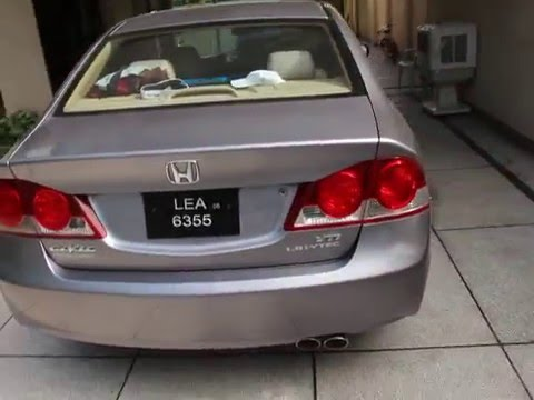 2007 Honda Civic Automatic for Sale in Lahore Pakistan ...