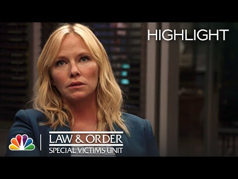 Rollins Opens Up to Benson  Law & Order: SVU Episode Highlight