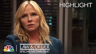 Rollins Opens Up to Benson - Law & Order: SVU (Episode Highlight)