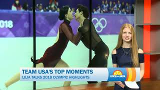 Top Moments from 2018 Winter Olympics | Juice and Java