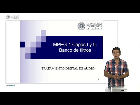 MPEG-1 Capas I Y II: Banco De Filtros | 15/23 | UPV