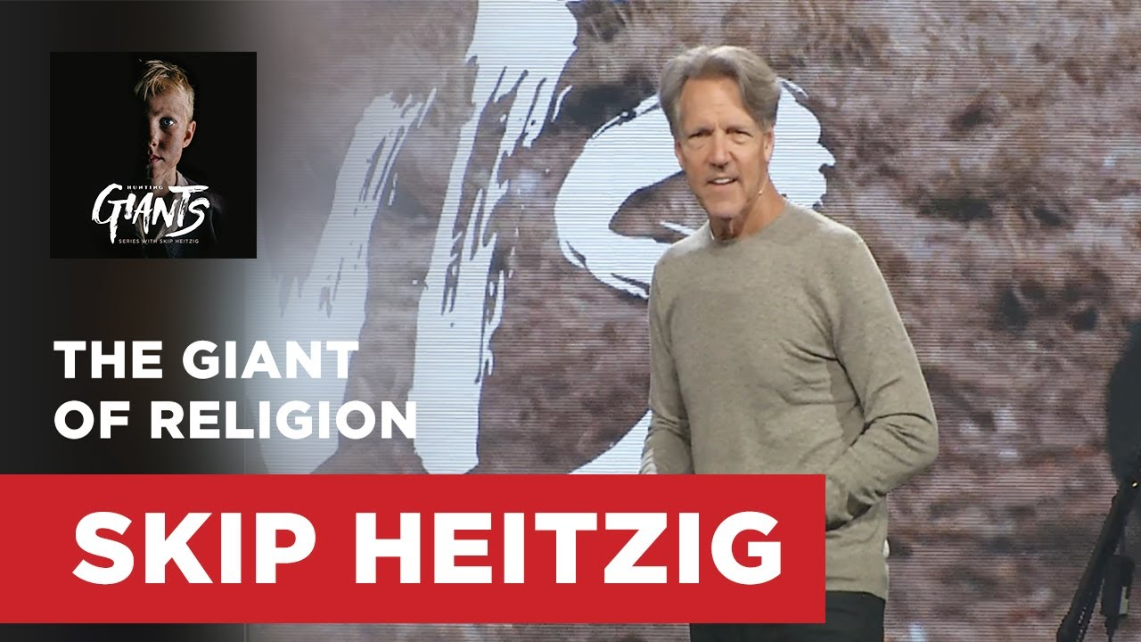 Download The Giant of Religion - Acts 6-7   Skip Heitzig