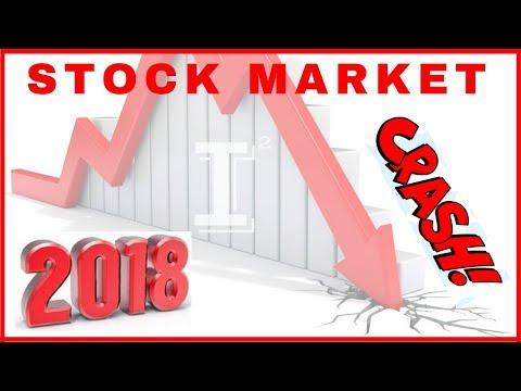 STOCK MARKET CRASH 2018