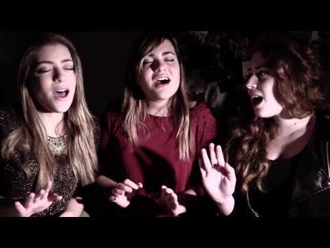 O'G3ne singing Emotion live cover (Lisa, Amy & Shelley)
