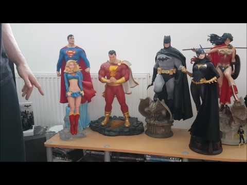 "Collection room update (James ""Thor"" Wallace)"