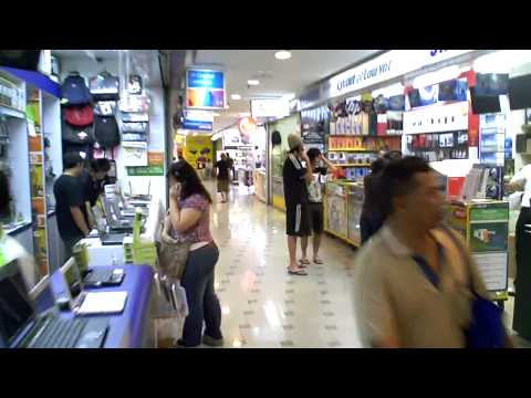 Low Yat Plaza IT and gadget shopping mall in Kuala Lumpur