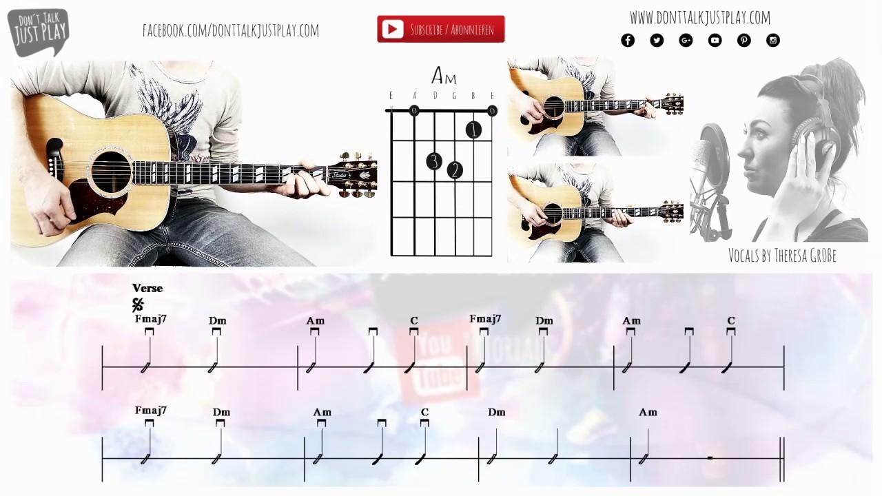 chords gitarre