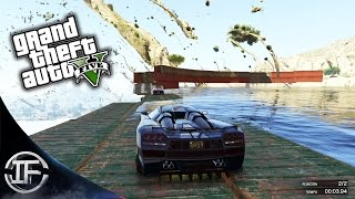 OMG!! CARRERA BAJO EL MAPA!!- NUEVO CAMPEONATO - CARRERA GTA V ONLINE - GTA 5