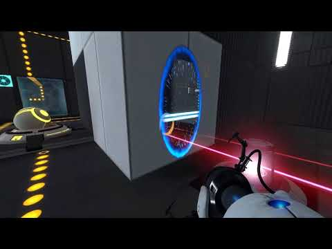 Portal 2 - Levelled Test Chamber