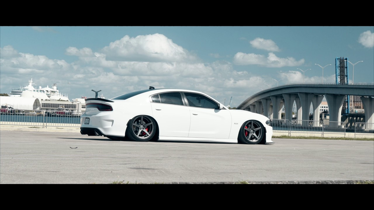 Dodge Charger Scatpack Bagged Velgen Wheels Classic5