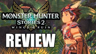 Monster Hunter Stories 2: Wings of Ruin Review - The Final Verdict (Video Game Video Review)