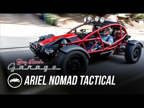 2017 Ariel Nomad Tactical  Jay Leno's Garage