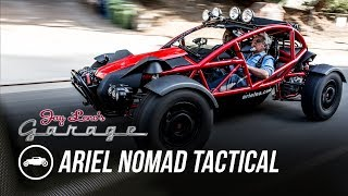 2017 Ariel Nomad Tactical - Jay Leno