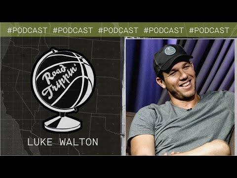 Luke Walton talks playing with Shaq & Kobe, Bill Walton, and more | Road Trippin'