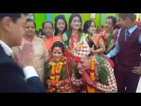 Miss Sakshmta  & Mr  Samyog's  Wedding Video.