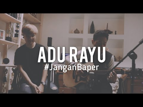 #JanganBaper Yovie, Tulus, Glenn Fredly - Adu Rayu (Cover)