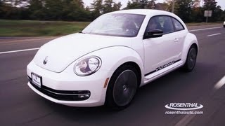 2012 VW Beetle Test Drive & Review