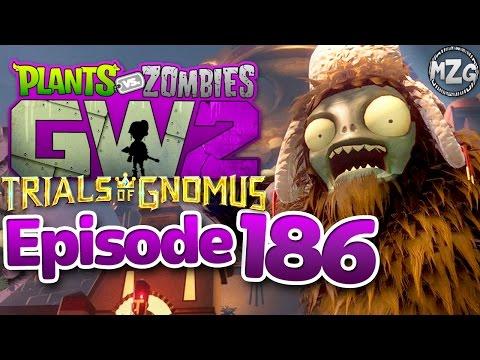 Sasquatch Boss Mode! - Plants vs. Zombies: Garden Warfare 2 Gameplay - Episode 186