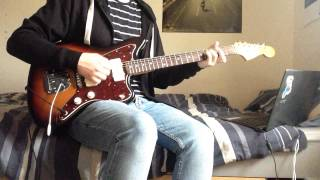 Arctic Monkeys All My Own Stunts Guitar Cover