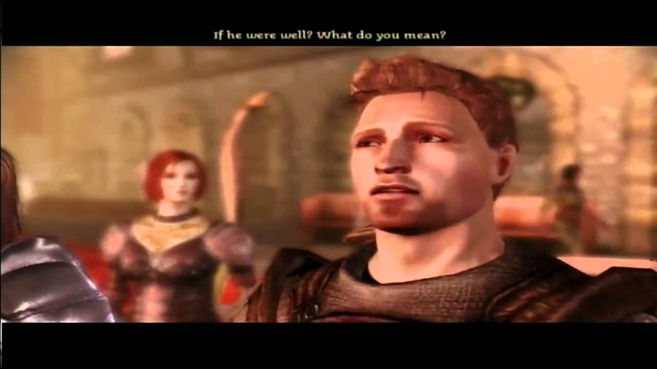 Dragon Age: Origins - 18. Revered Mother's Pardon (Human Noble ...