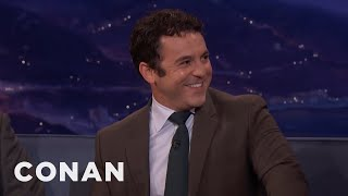 Fred Savage's Naked Frat Memories  - CONAN on TBS thumbnail