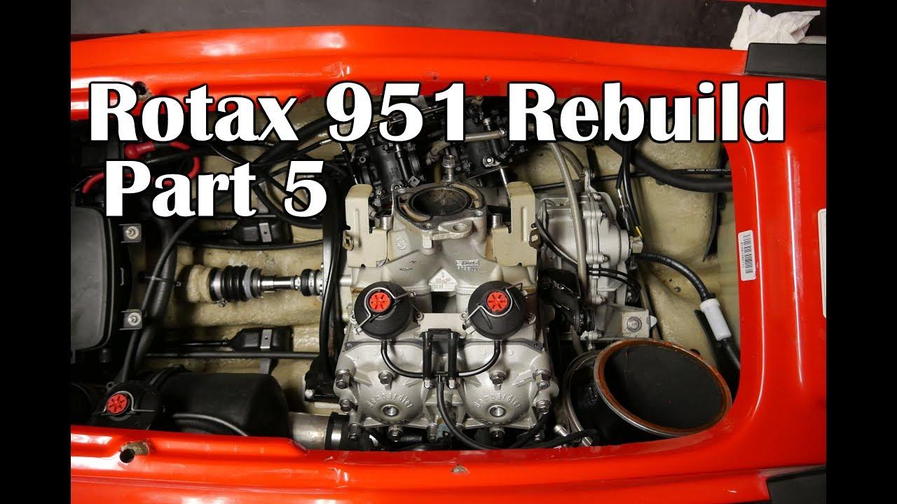 Rotax 951 Part 5