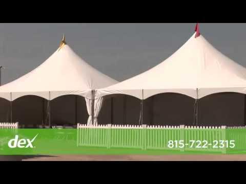 Joliet Tent Co & Joliet Tent Co - YouTube
