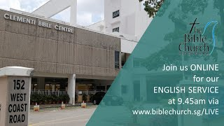 English Service 3 January 2021
