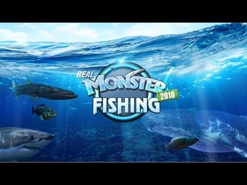 ApkMod1.Com Monster Fishing 2018 v0.0.86 + MOD (Mod Money) download free Android Game Sport