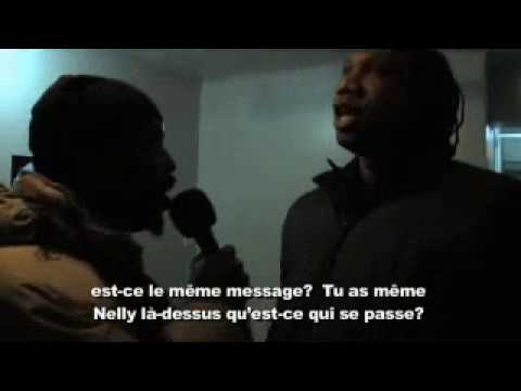 Krs-One - Performance/Interview From Canada