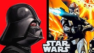 Darth Vader REMEMBERS The Clone Wars!!(CANON) - Star Wars Comics Explained