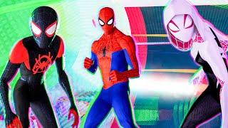 Download lagu SPIDER MAN INTO THE SPIDER VERSE All Best Movie s MP3