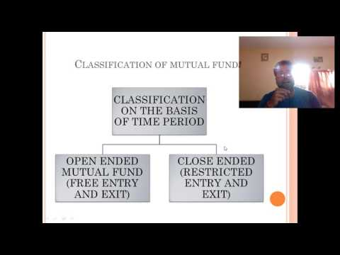 Accounting Academy: Mutual Funds (Capital Markets and Securities Law)