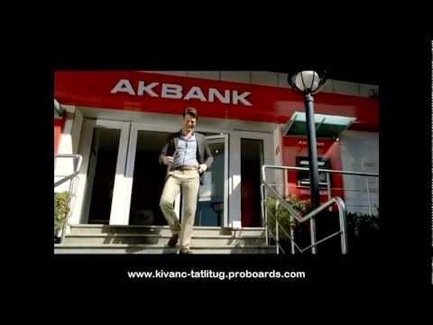 Kıvanç Tatlıtuğ & İlker Ayrık In AKBANK Commercial