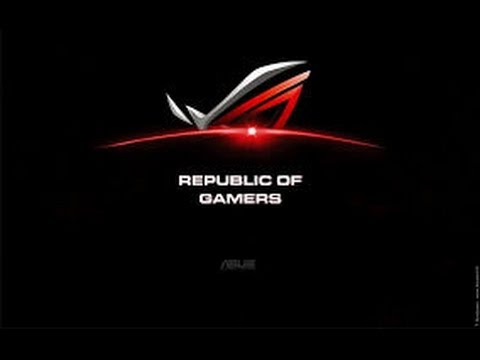 18 INFO WINDOWS 7 ASUS ROG CUSTOM BOOT ANIMATION 2018
